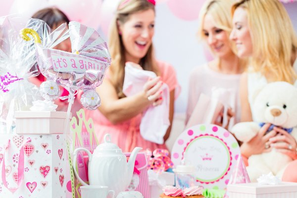 Baby Shower Pamper Parties - Inertia Day Spa