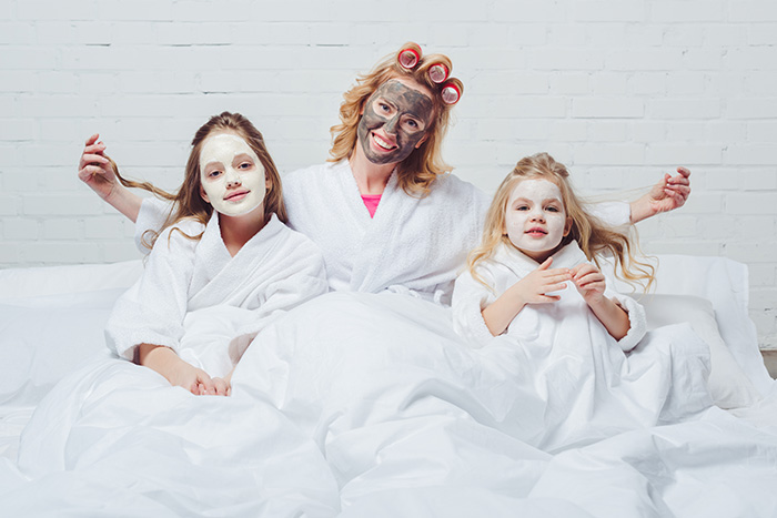 Mummy & Me Spa Pamper Packages