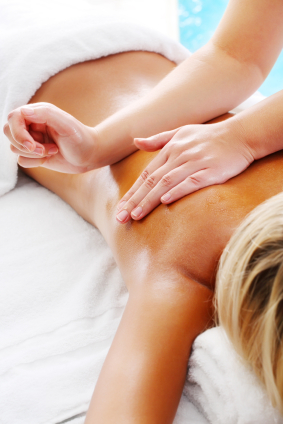 Deep Tissue Massage Ipswich