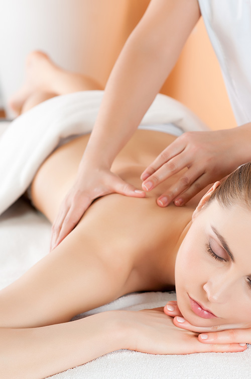 Full Body Relaxation Massage  - Inertia Day Spa