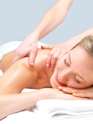 30min Back Massage