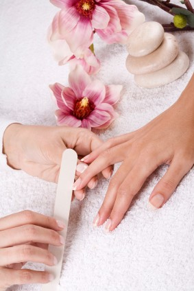 1hr Spa Manicure