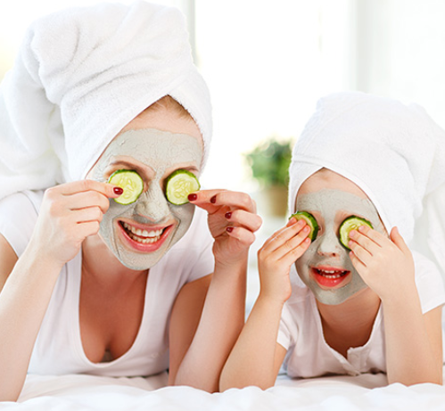 GV 1.5hr Mum & Me Pamper Spa Package