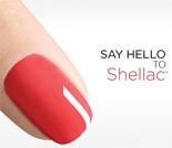 Express Shellac Manicure
