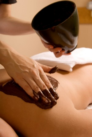 gv 1.5hr Chocolate Bodywrap Package