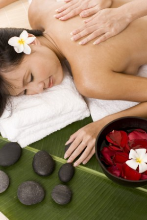 gv 2.5hr Hot Stone Massage Package