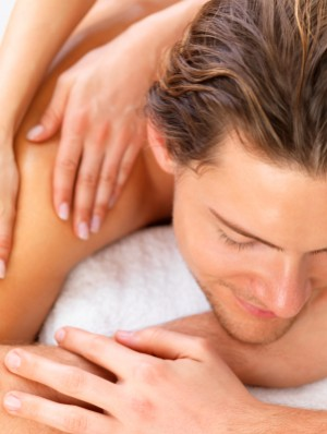 2.5hr Manscape Male Massage Package