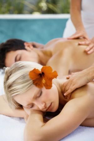 gv 2.5hr Romantic Escape Massage